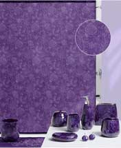 Creative Bath shower curtains and printed rugs