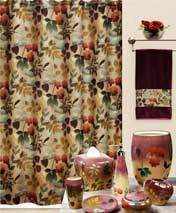 Shower curtains and accessories by Creative Bath